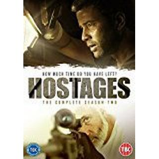 Hostages: The Complete Season Two [DVD]